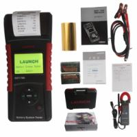 Buy cheap BST-760 battery tester with mini printer in English and Russian version product