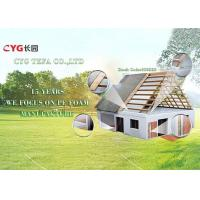 Buy cheap Wall / Floor Waterproof Construction Heat Insulation Foam 0.035W/MO Thermal Conductivity from wholesalers