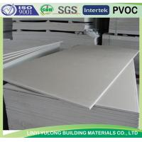 Buy cheap factory produce gypsum drywall board /plasterboard with Paper Faced from wholesalers