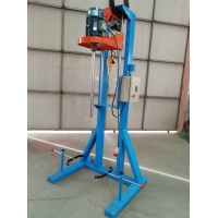 Buy cheap 4kw Running Track Installation Machinery Blender For Polyurethane from wholesalers