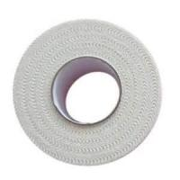 Buy cheap Soft flexible light weight self adhesive fabric medical tapes for surgical dressing from wholesalers