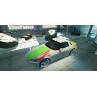 Buy cheap High Immersion Augmented Virtual Reality Software For Car Painting Workshop from wholesalers