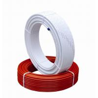 Buy cheap seamless weld PERT-AL-PERT multilayer pipe for floor heating system from wholesalers