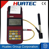 Buy cheap High precision portable hardness tester RHL160, Mutifunction Portable Hardness Tester from wholesalers