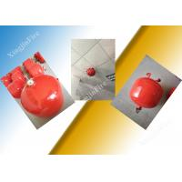 Buy cheap Suspension Automatic Fm200 Fire Extinguisher 30L Container Single Zone from wholesalers