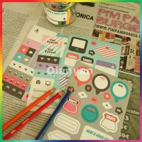 Buy cheap supplier adhesive custom decals,brand hand write sticker label sticker from wholesalers
