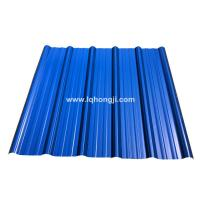 Buy cheap prepainted galvanized corrugated steel roof sheets price per sheet from wholesalers