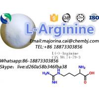 Buy cheap L-Arginine Promote Wound Healing Nonessential Amino Acid CAS 74-79-3 from wholesalers