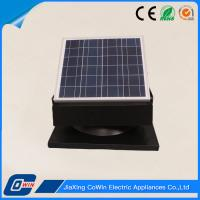 Buy cheap Eco Friendly Solar Roof Ventilator 30W 12V Waterproof For Greenhouse from wholesalers