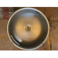 Buy cheap 10L Stainless steel beer keg for beer brewing use from wholesalers