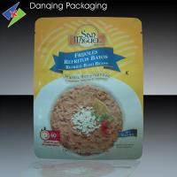 Buy cheap High Puncture Resistance Retort Pouch Packaging , Food Packaging Stand Up Pouch from wholesalers