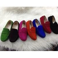 Buy cheap Wholesale T-OD popular Europe brand children's casual shoes leather boy pure color fashion from wholesalers