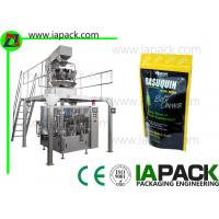Buy cheap Automatic Granule Packing Machine For Food , Grain Bagging Machine from wholesalers