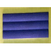 Buy cheap Upholstery Fabric Wrapped Acoustical Wall Panels , Durable 3d Wall Cladding Panels from wholesalers