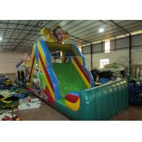 Buy cheap Circus inflatable obstacle courses inflatable elephant obstacle course funny clown inflatable obstacle course from wholesalers