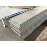 Buy cheap POSCO Hot Rolled 409L Cold Rolled Stainless Steel Sheet 3.0 - 12.0mm Custom Length 1250 - 1500 Width from wholesalers