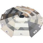 Buy cheap High Quality Horizontal Pattern Eco-friendly Sunscreen Drape Zebra Blind Fabric from wholesalers