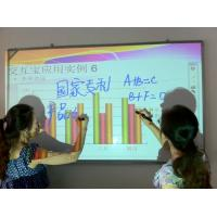Buy cheap i-Interactor USB infrared mini portable electronic whiteboard no need of board for kids writing board from wholesalers