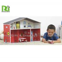 Buy cheap New Design supply cardboard paper dollhouse for children's toys from wholesalers