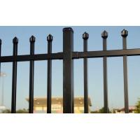 Buy cheap Metal Garrison Fencing panels 2100mm x 2400mm width from wholesalers