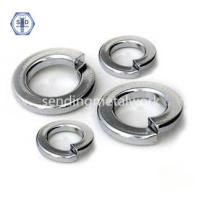 Buy cheap Spring Washers DIN127 Washer Carbon Steel product