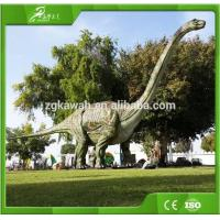 Buy cheap KAWAH High Simulation Dinosaur Park Animatronic Dinosaur For Sale from wholesalers