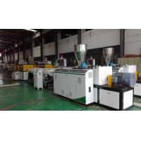 Buy cheap High Efficiency Plastic Tubing Extrusion Machines ABB Frequency Controller product
