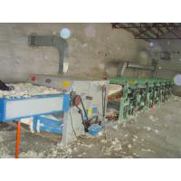 Buy cheap Cotton waste recycling machine and opening machine from wholesalers