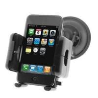 Buy cheap 360 degree rotation Iron Mobile Car Mount GPS Holders for Cellphone iphone4 from wholesalers