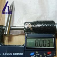 Buy cheap Supply hard alloy tungsten carbide rod for drill bits with customer size from wholesalers