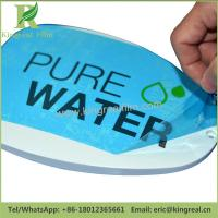 Buy cheap Custom Color  Blue Color No Residue PE Protective Film for Plastic Sheets from wholesalers
