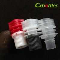 Buy cheap Different Style Diameter 8.6 Millimeter Plastic Spout Cap For Plastic Doypack from wholesalers