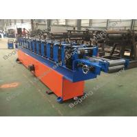 Buy cheap Steel Roofing Batten Ceiling Roll Forming Machine 24V Control Voltage from wholesalers