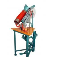 Buy cheap Penumatic Semi-Automatic Mesh Bag Clipping Machine from wholesalers