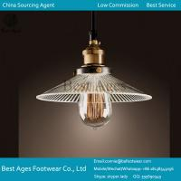 Buy cheap China sourcing agent and buying agent in Foshan, Purchasing Agent for pendant lamp from wholesalers