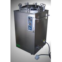 Buy cheap 2.5 3  4.5 kw automatic Vertical equipment high Pressure Steam Sterilizer 35L - 100L from wholesalers