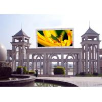 China China P20 Outdoor Led Display Board advertising Screen on sale