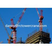 Buy cheap Luffing Crane 4015 Max 6t Crane Export to Thailand from wholesalers