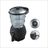 Buy cheap solar Hand shake rechargeable led lantern for home emergency use from wholesalers