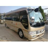 Buy cheap 2014 Toyato Used Coaster Bus , 2x4 Second Hand Mini Bus With 13 Seats product