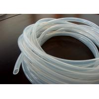Buy cheap Transparent Platinum Cured Silicone Tube Extrusion Medical Grade For Pharmaceutical from wholesalers