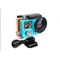 Buy cheap Micro SD Card  Storage Waterproof Action Camera Hd 720p 14mp Photo , 170 Degree View Angle from wholesalers