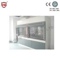 Buy cheap Laboratory Cold-roll Steel Chemical Fume Hood Φ290mm Air Outlet with Electrical Controlled Glass from wholesalers