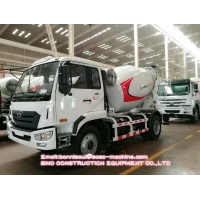 Buy cheap 4CBM Concrete Handling Equipment G04K Small Mini Sale Concrete Mixer Truck from wholesalers