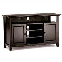 Buy cheap Bedroom Wooden Television Stands American Country Style With Multi Shelves from wholesalers