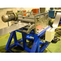 Buy cheap 22.5 KW Main Power Shelf / Rack Roll Forming Machine For 1.8mm - 3.0mm Thickness Steel from wholesalers