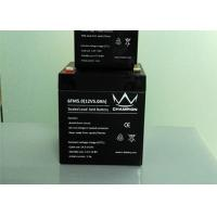 Buy cheap Sealed Rechargeable 12v Agm Deep Cycle Battery For Alarm System from wholesalers