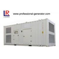 Buy cheap Diesel Engine Container Genset With Brushless Synchronous Alternator product