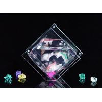 Buy cheap Fashionable Engraving Acrylic Fish Aquarium , Pmma / Acrylic Photo Frames product
