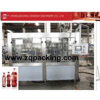 Buy cheap Good price quality sparkling water filling equipment from wholesalers
